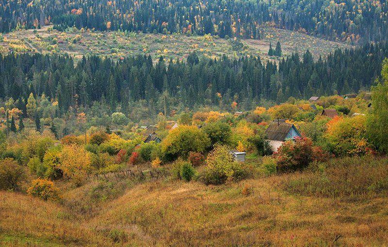 Осенние краски Уралаphoto preview