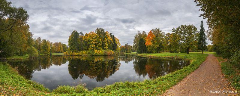 В павловском парке ....photo preview