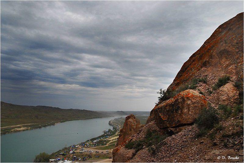 река, или Высоко сижу, далеко гляжу...photo preview