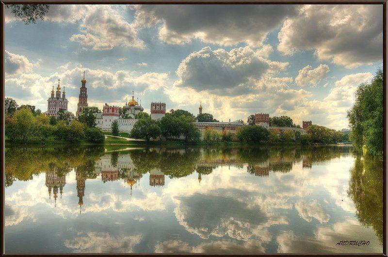 новодевичий, монастырь photo preview