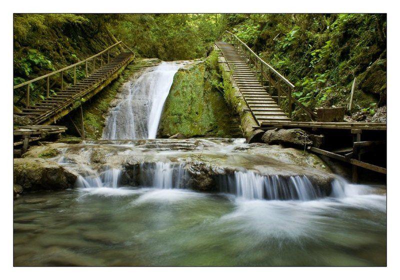 весна , водопад водопадикphoto preview