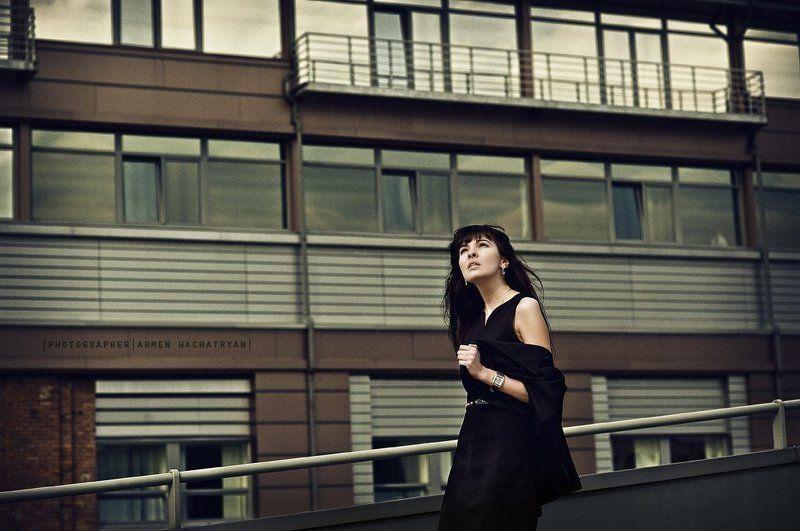 гламур , город , портрет , остальное , рекламное фото , репортаж Настя (1)photo preview