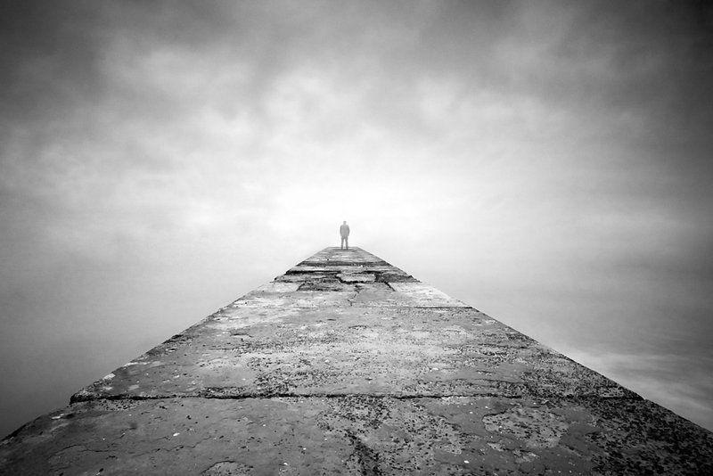 Черно - белая Одессаphoto preview