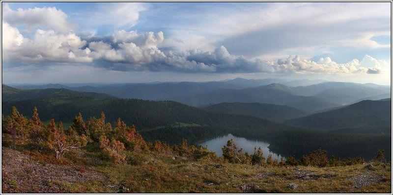 ергаки, озеро, светлое Таежные хребтыphoto preview