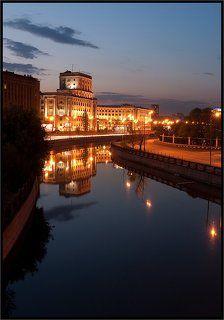 Ночью в Лефортово