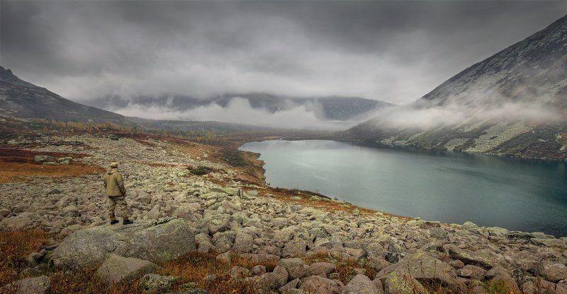 горы, Хакасия, Сибирь, Кузнецкий Алатау, Золотая Долина, Харлыгколь, озеро, пейзаж, природа Золотая долина..photo preview