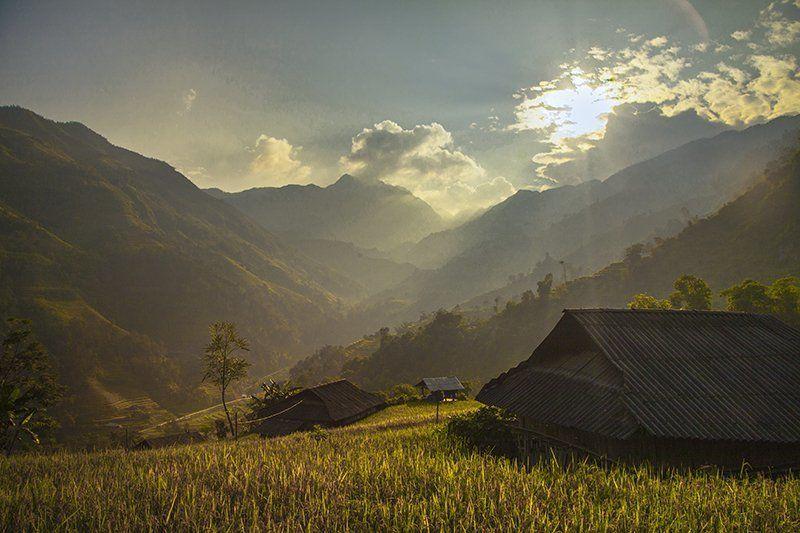 Vietnam villagephoto preview