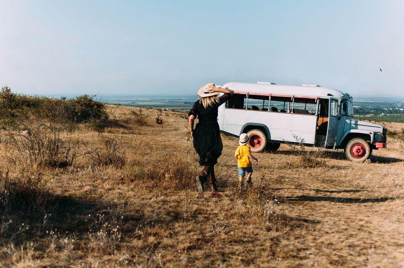 Дети, Портрет, Семейная фотосессия Wellcome to the jungle или приключение в Крыму))photo preview