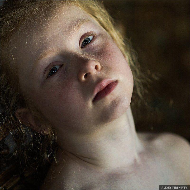 портрет, девочка, дети, взгляд Соня...photo preview