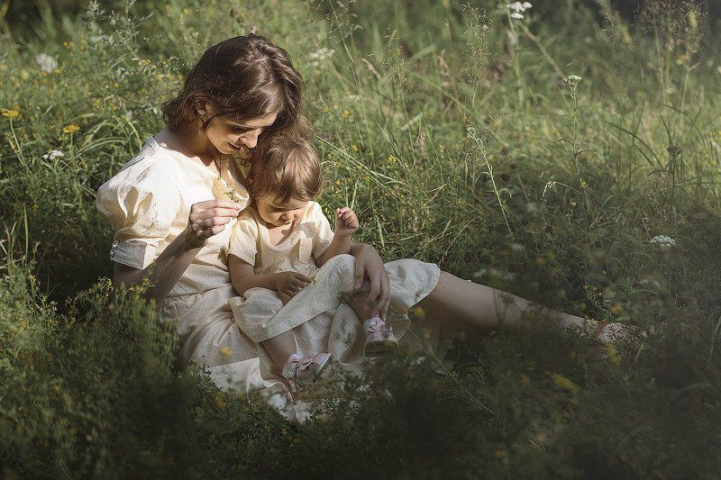 мама, поле Любовьphoto preview