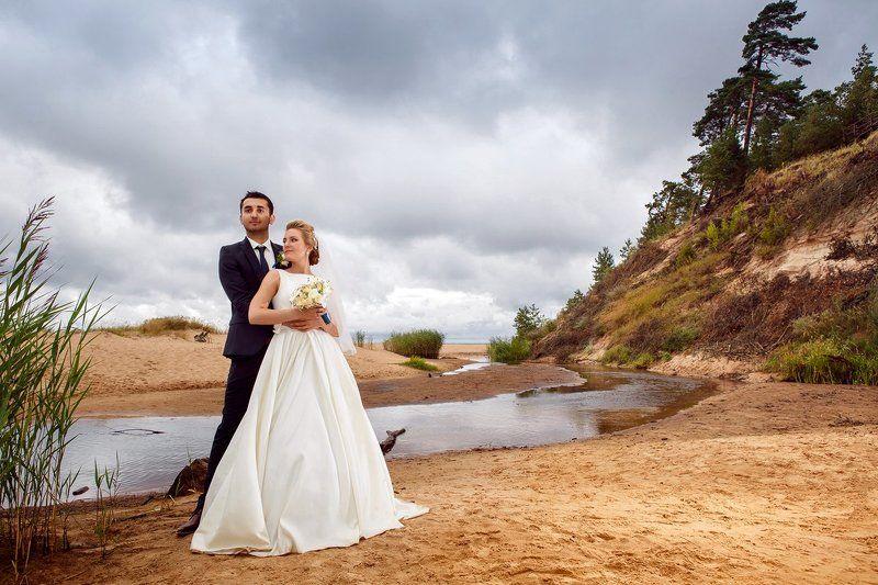 свадьба, невеста, жених, mdmmikle, Латвия, Рига, Невеста и женихphoto preview