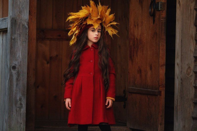 Красная Осень | Liliya Nazarovaphoto preview