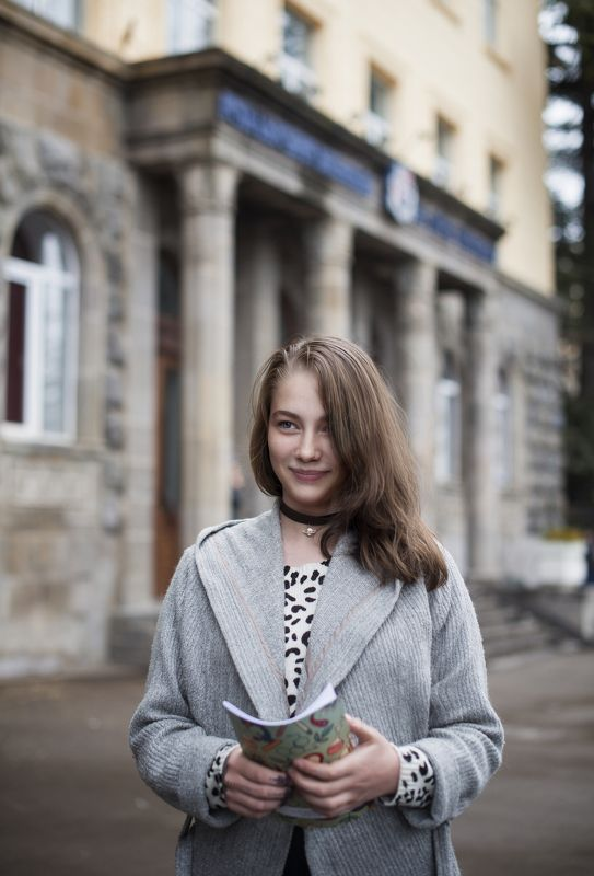 #student, #iliauni, #nice, #girl university entrantphoto preview