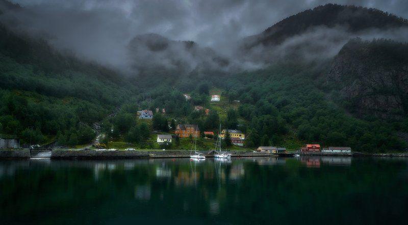 lysifjord norwey Lysifjord Norweyphoto preview