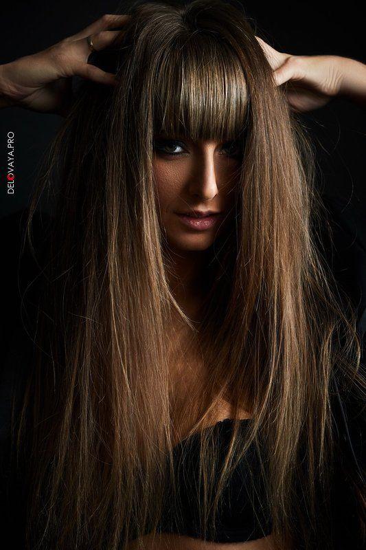 девушка, студия, фотосессия, портрет, beauty, girl, woman, взгляд, модель, nikon, shot, delovayapro, delovaya, word, мир Когда то все же нужно взяться за голову:) photo preview