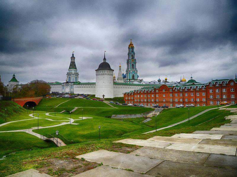 храм, церковь, монастырь, лавра Троице-Сергиева лавраphoto preview