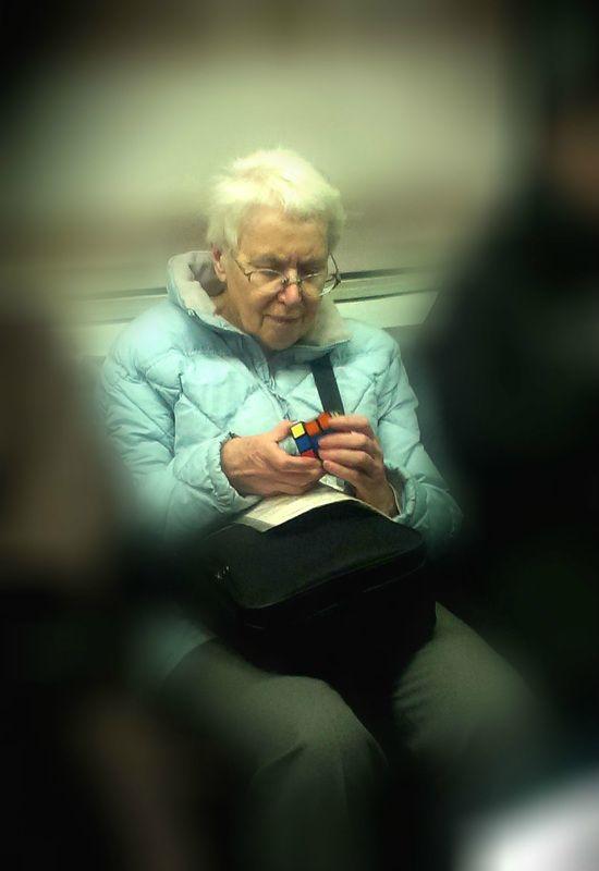 старость, увлечение То, что снаружи лишь старость, изнутри целая жизньphoto preview