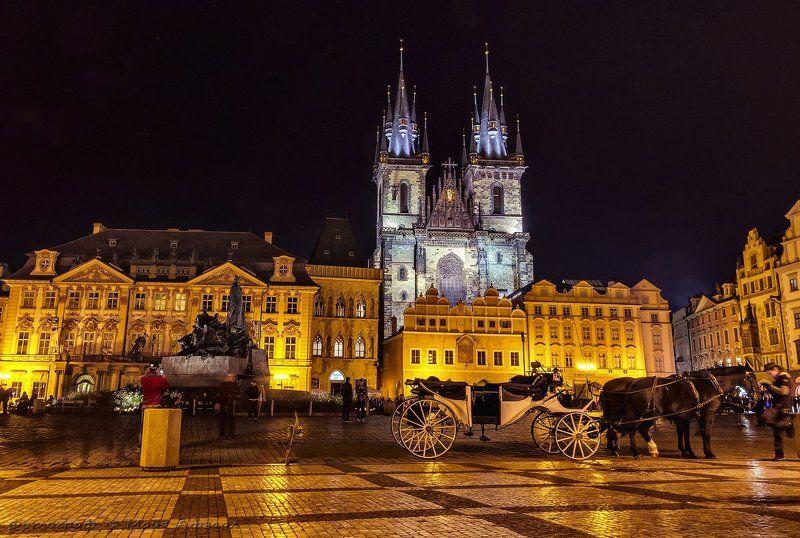 Прага Тынский храм.photo preview