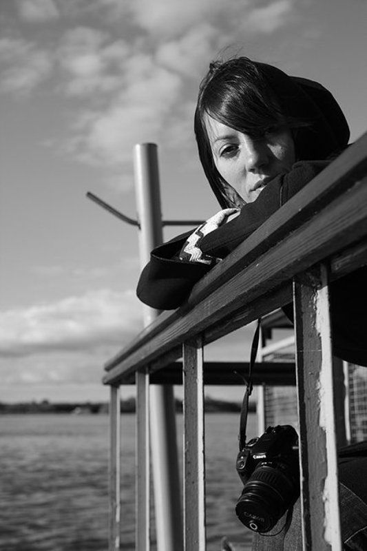 вера, нижний новгород, речка Верунчикphoto preview