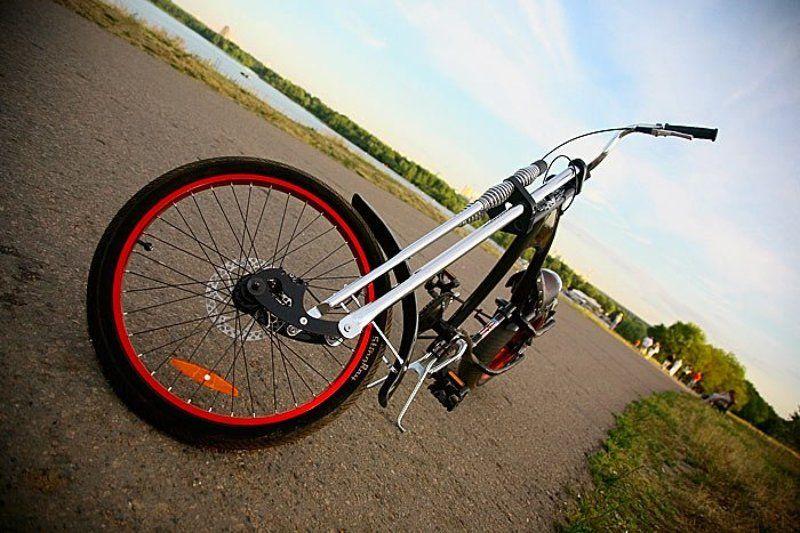stingray, bike, chopper photo preview