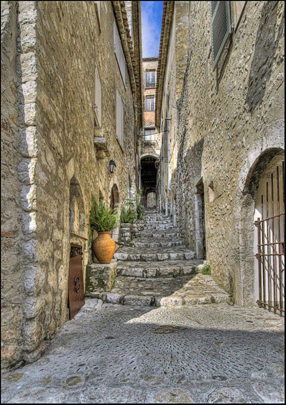 st. paul de vence, france ***photo preview