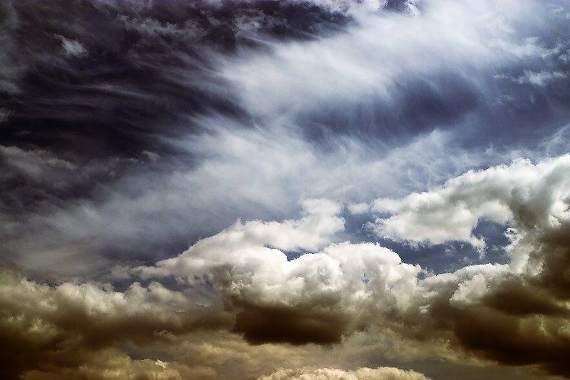 небо, облака, лето Fly To The Skyphoto preview
