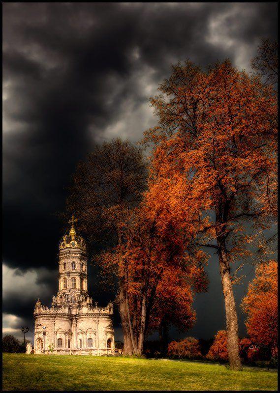 дубровицы, храм знамения Храм Знаменияphoto preview