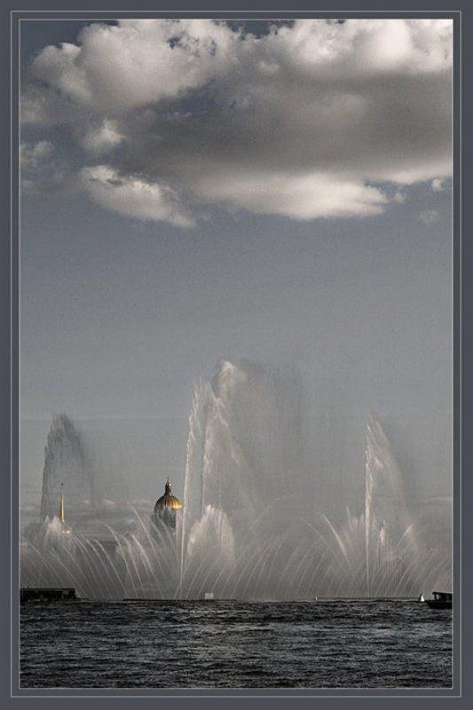 вода Вода города Питераphoto preview