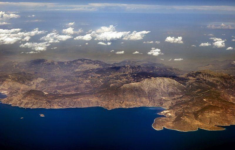 высоко Берег Грецииphoto preview