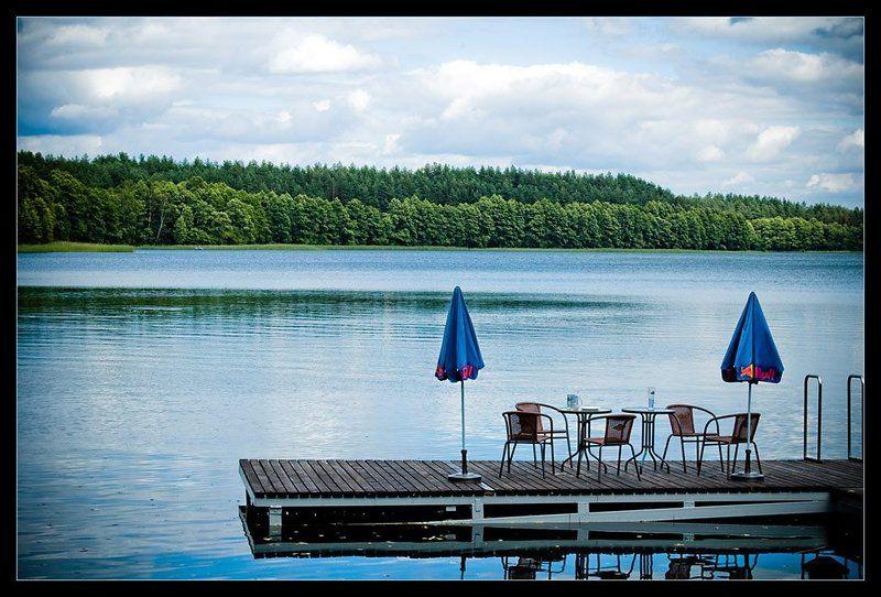 глюк никон nikon d70s литва озеро зонтик тишинаphoto preview