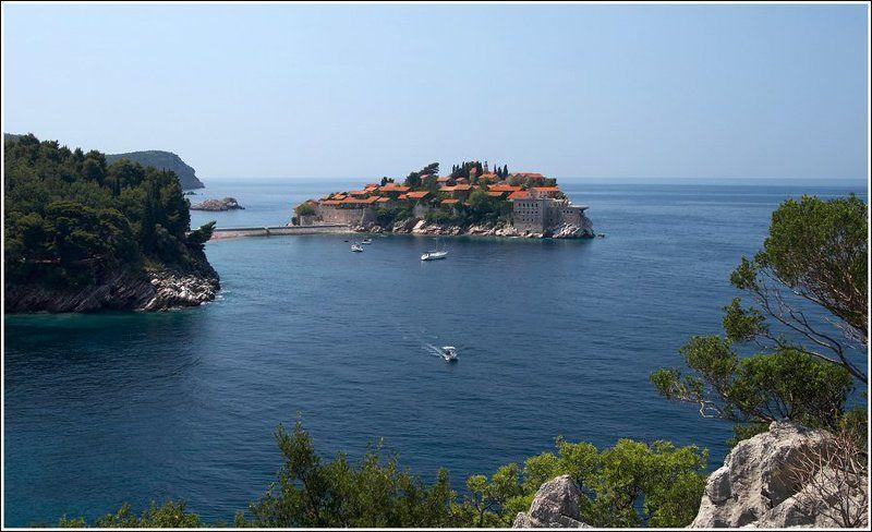 черногория, море Sv.Stefan #2photo preview