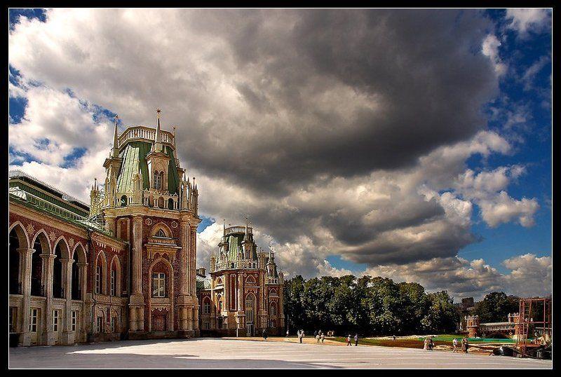 царицино Екатерининский дворецphoto preview