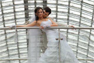 Браки заключаются в небесах....\свадебный гламур\