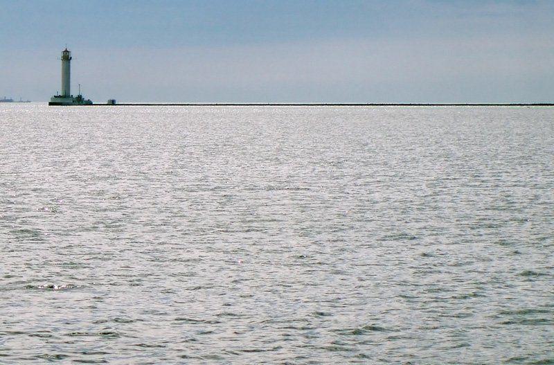 одесса, маяк, море, Одесский маякphoto preview