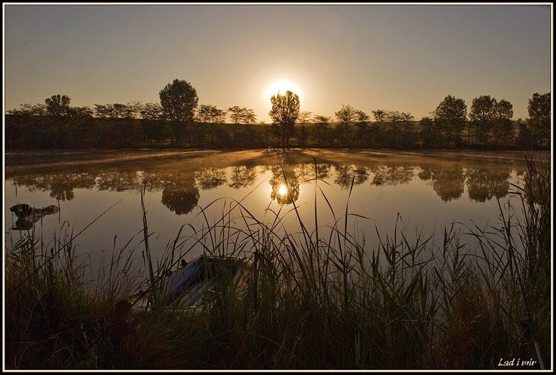 Утро в раю (рыбацком)photo preview