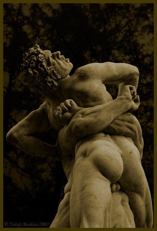 архангельское,скульптура Архангельскоеphoto preview