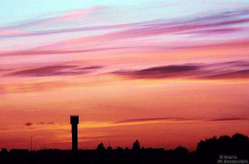 закат Белорусские закатыphoto preview
