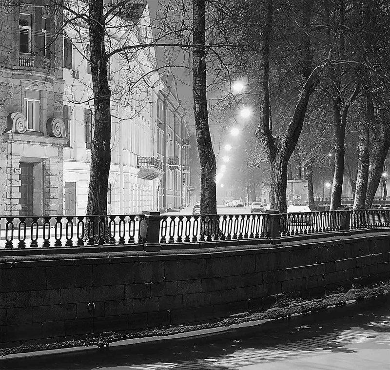 санкт-петербург, канал грибоедова, Вечерphoto preview