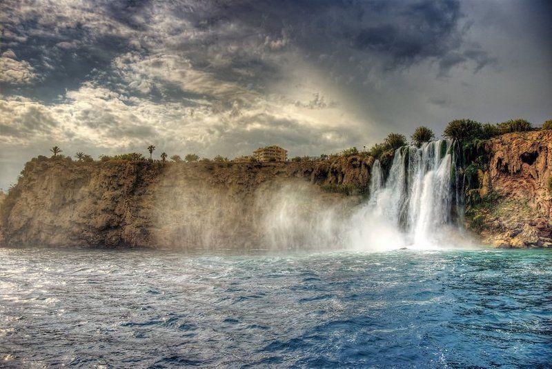 Водопад Турция 1photo preview