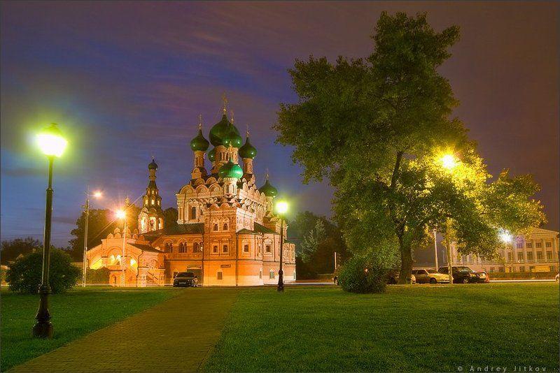 Ночь в Останкиноphoto preview