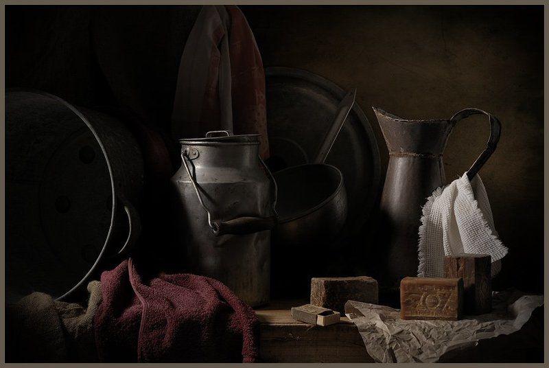 Натюрморт с мылом душистымphoto preview
