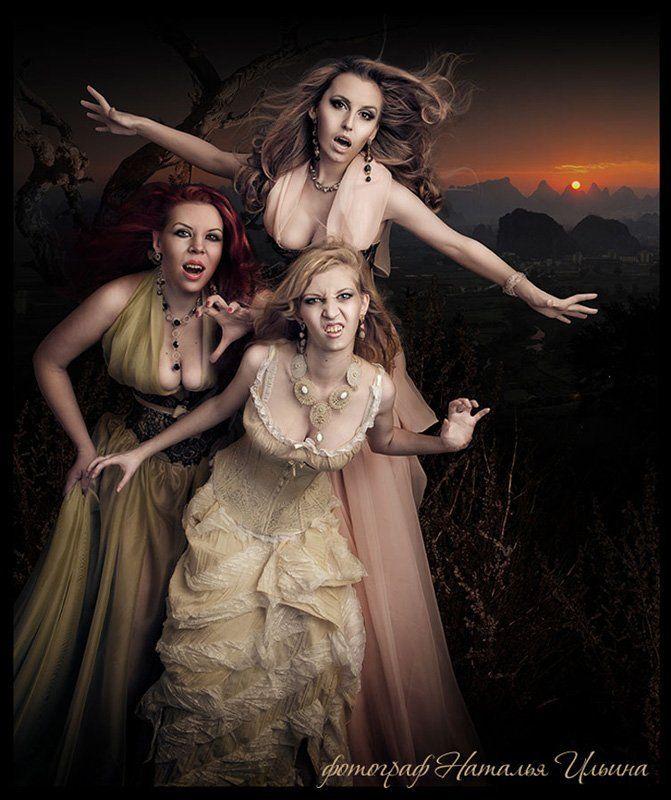 Невесты Дракулыphoto preview