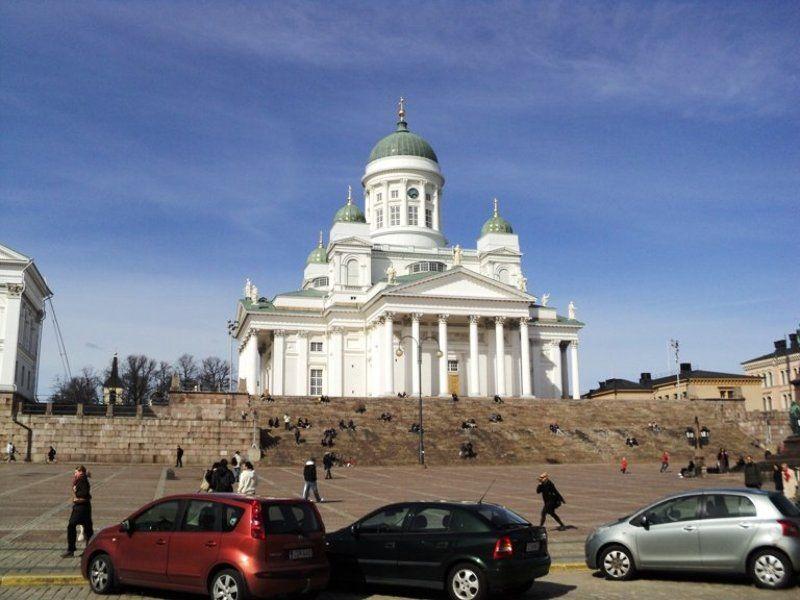 хельсинки Город в движенииphoto preview