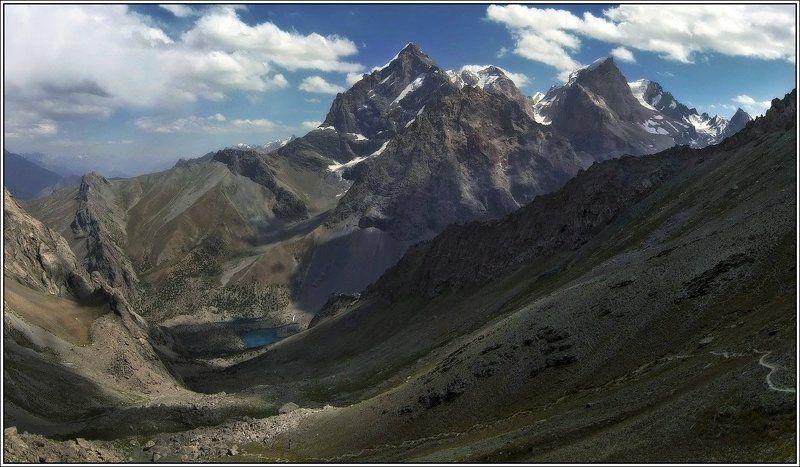 фанские, горы Алаудинphoto preview