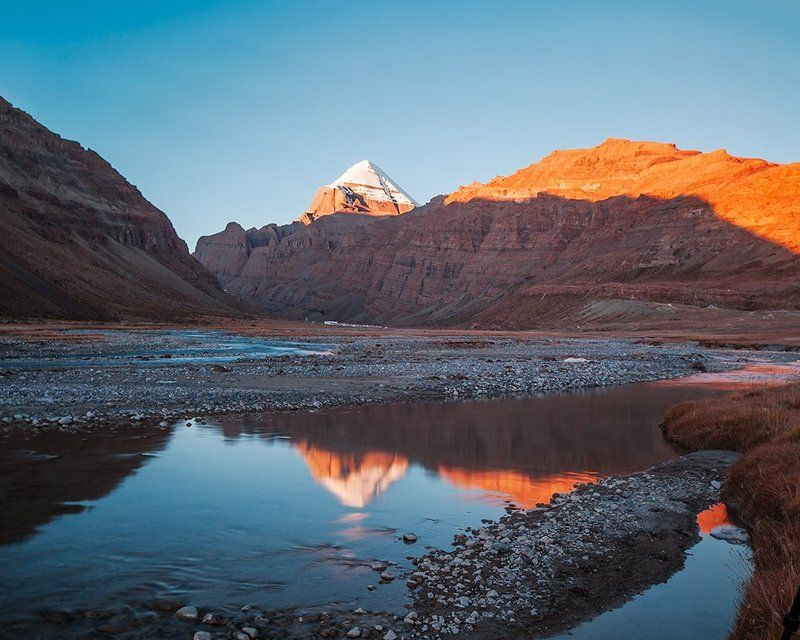 西藏神山 神山photo preview