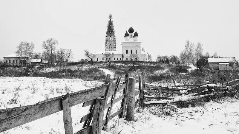 Вокруг да около. Село Осенево.photo preview