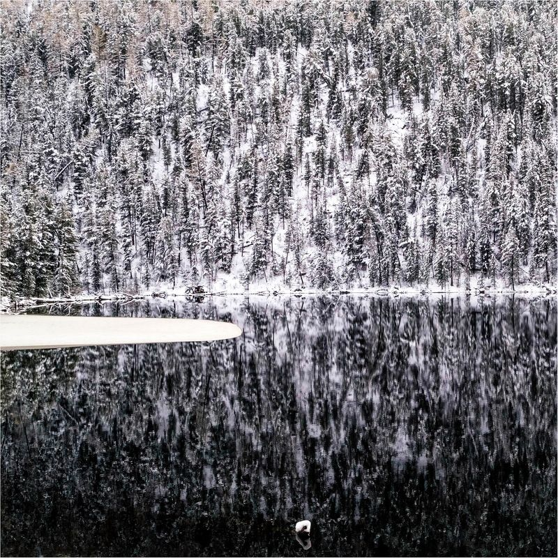 природа алтай путешествие горы озеро пейзаж отражение чейбек-коль Чейбек - Коль...photo preview