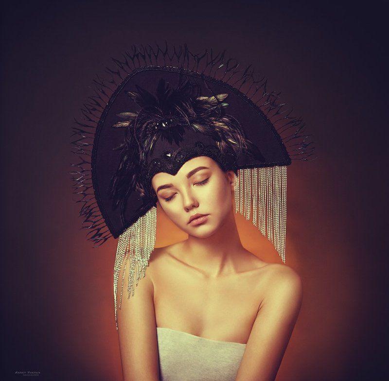 портрет,красота,девушка,образ,солнце, Элианphoto preview