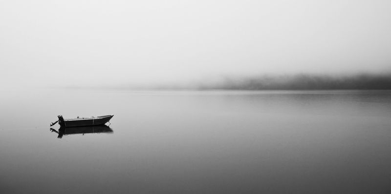 Norway, minimalism, nature, silence silencephoto preview