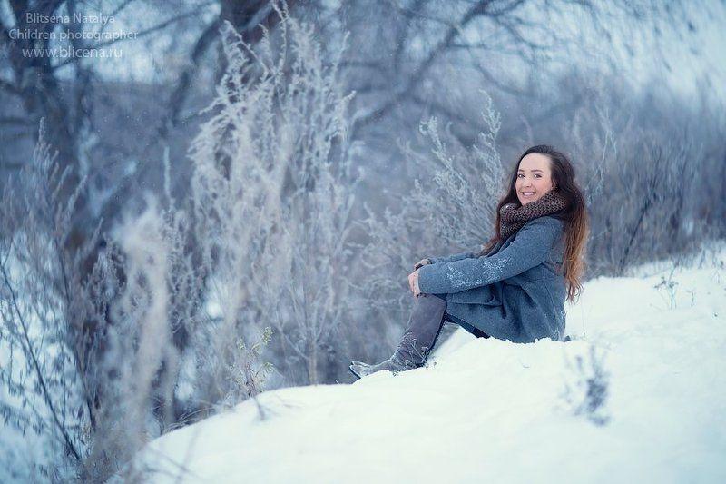 дети, зима, мороз, снег,семья,  Зима.photo preview